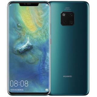 アンドロイド(ANDROID)のHUAWEI Mate20 Pro 8GB/128GB エメラルドグリーン(スマートフォン本体)