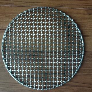 焼き網 バーベキュー網 28センチ(調理器具)