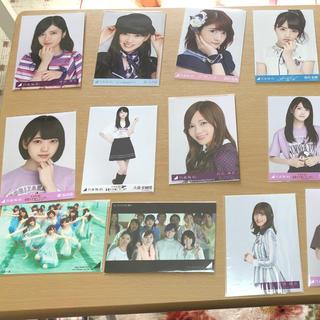 ノギザカフォーティーシックス(乃木坂46)の乃木坂46 生写真35枚(女性タレント)
