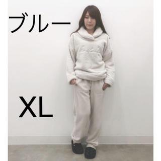 ジーユー(GU)のGU マシュマロフィールショールカラーセット(XL)新品未使用 (パジャマ)