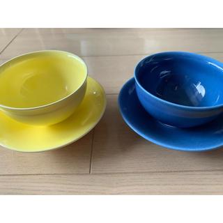 イデー(IDEE)のIDEE 湯のみセット 2客(グラス/カップ)