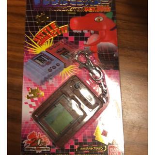 バンダイ(BANDAI)のデジモン 20th オリジナルブラウン(携帯用ゲーム本体)