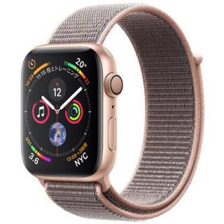 アップルウォッチ(Apple Watch)のApple Watch Series4 GPSモデル 44mm MU6G2J/A(その他)