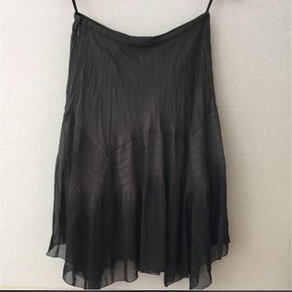ゴーサンゴーイチプーラファム(5351 POUR LES FEMMES)の5351POURLESFEMMES 膝丈フレアースカート(ひざ丈スカート)