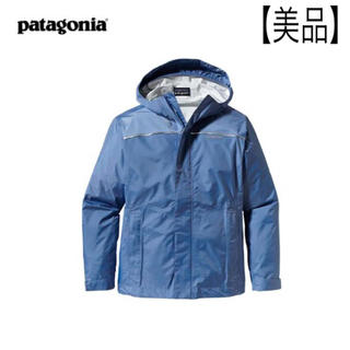 パタゴニア(patagonia)の美品 パタゴニア マウンテンパーカー ガールズ レディース ウェア ジャケット(ジャケット/上着)