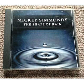 MICKY SIMMONDS/THE SHAPE OF RAIN(ポップス/ロック(洋楽))