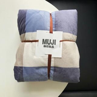 ムジルシリョウヒン(MUJI (無印良品))の正規品!MUJI寝具(シーツ/カバー)