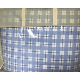 暖かい羽毛布団・立体キルト・ダウン85%・生地綿100%・送料無料♪♪(布団)