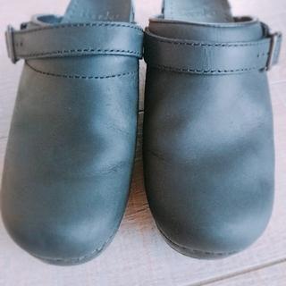 ダンスコ(dansko)のダンスコ:イングリッドブラック(ローファー/革靴)