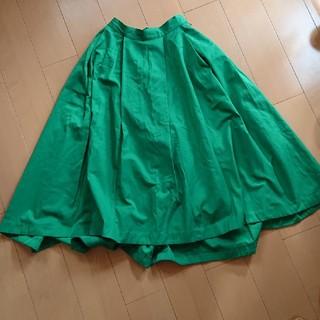 レッセパッセ(LAISSE PASSE)の美品 レッセパッセ ロングスカート(ロングスカート)