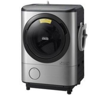 ヒタチ(日立)の日立  ビッグドラム  NX120CL  修理交換  新品未使用(洗濯機)
