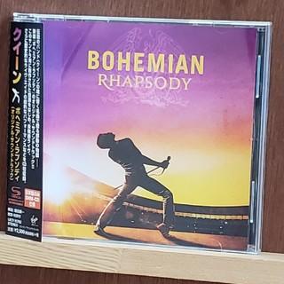 ボヘミアン・ラプソディ BOHEMIAN  RHAPSODY  サントラ(映画音楽)