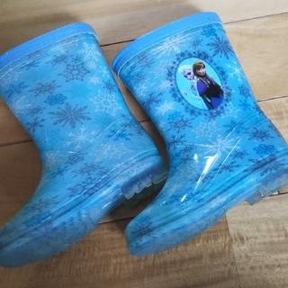 ディズニー(Disney)のjsmn様専用◆長靴 15cm アナと雪の女王(長靴/レインシューズ)