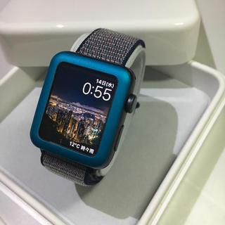 アップルウォッチ(Apple Watch)のApple Watch series2 Space Gray(その他)