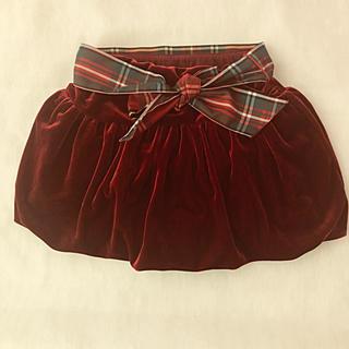 ポロラルフローレン(POLO RALPH LAUREN)の♡ラルフ・ローレン♡ベロアスカート24M (スカート)