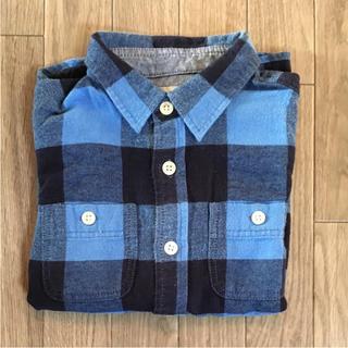 ジーユー(GU)のネルシャツ GU(Tシャツ/カットソー)