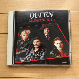 [cd]QUEEN  GREATEST HITS(ポップス/ロック(洋楽))