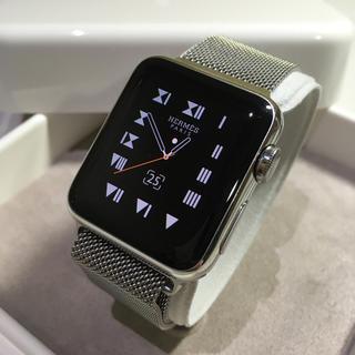アップルウォッチ(Apple Watch)のApple Watch HERMES(その他)