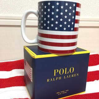 ポロラルフローレン(POLO RALPH LAUREN)のポロ マグカップ(グラス/カップ)