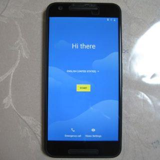 Google ネクサス5x 32g カーボン(スマートフォン本体)
