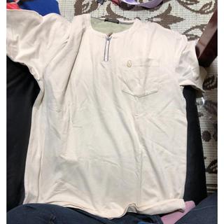 ジャンニバレンチノ(GIANNI VALENTINO)のメンズ半袖TシャツLLサイズ(Tシャツ/カットソー(半袖/袖なし))