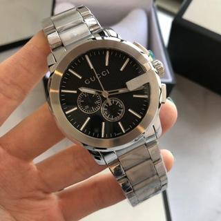 Gucci - メンズ Gucci グッチ 腕時計 大人気 44mm 専用箱付き
