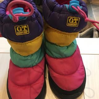 ジーティーホーキンス(G.T. HAWKINS)のホーキンス スノーブーツ 子供用 20(長靴/レインシューズ)