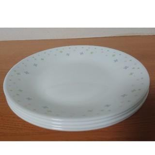コレール(CORELLE)のコレール中皿4枚(食器)