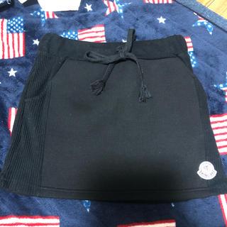 モンクレール(MONCLER)のMONCLER スカート(ミニスカート)