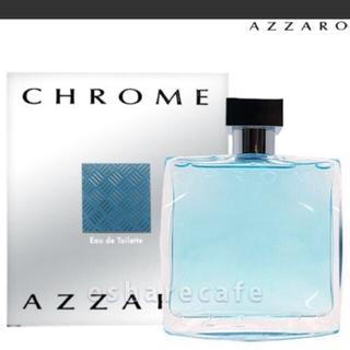 アザロ(AZZARO)のアザロ クローム オードトワレ  100ml  フランス製 新品(香水(男性用))