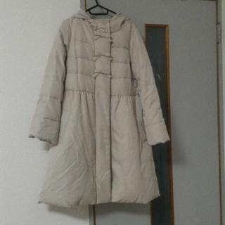 クチュールブローチ(Couture Brooch)の新品タグ付きダウンコート(ダウンコート)