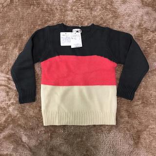 ブランシェス(Branshes)のセーター☆M(110-120)(ニット)