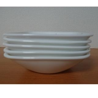 コレール(CORELLE)のコレールスクエア小ボール5個(食器)