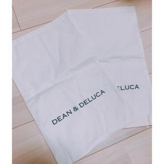 ディーンアンドデルーカ(DEAN & DELUCA)のDEAN&DELUCA  布袋 ショップ袋(ショップ袋)