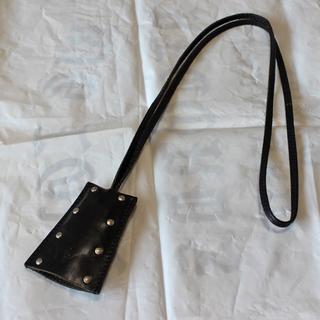 スリーブラインドマイス(THREE BLIND MICE)のSETSUNA/セツナ レザーネックレス スリーブラインドマイス(ネックレス)