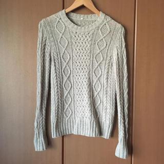 ムジルシリョウヒン(MUJI (無印良品))のMUJI セーター(ニット/セーター)