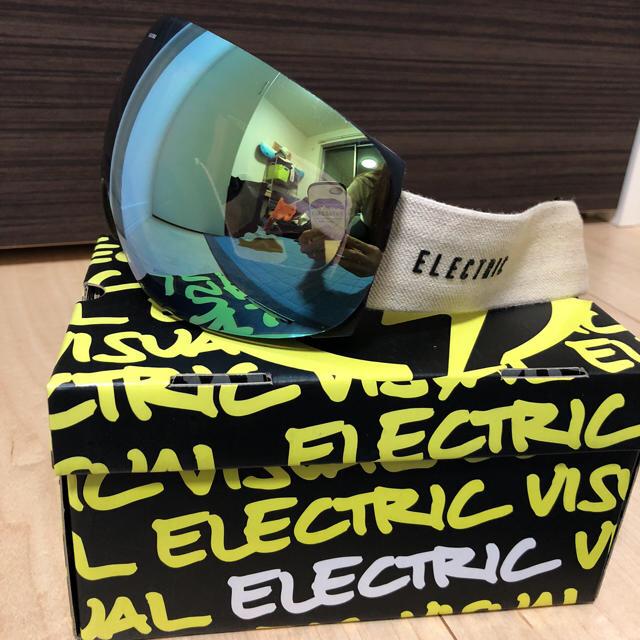 ELECTRIC エレクトリック スノーボード ゴーグル EG3.5 スポーツ/アウトドアのスノーボード(アクセサリー)の商品写真