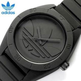 アディダス(adidas)の♡ adidas 腕時計 ブラック 新品 ♡(腕時計(アナログ))