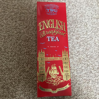 TWG ENGLISH BREAKFAST TEA 未使用(茶)