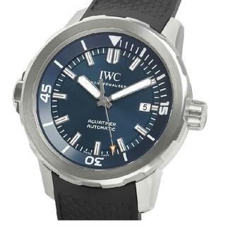 インターナショナルウォッチカンパニー(IWC)のIWC アクアタイマー オートマチック エクスペディション ジャックイヴクスト(腕時計(アナログ))