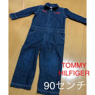 トミーヒルフィガー(TOMMY HILFIGER)のトミー デニムつなぎ 90センチ(その他)
