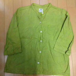 シーマ(CYMA)のシーマ 刺繍ネルシャツ(シャツ/ブラウス(長袖/七分))