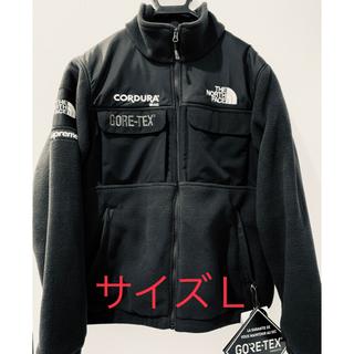 シュプリーム(Supreme)のSupreme The North Face Fleece Jacket 黒 L(ブルゾン)