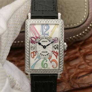 フランクミュラー(FRANCK MULLER)のフランクミュラー 腕時計 レディース (腕時計)