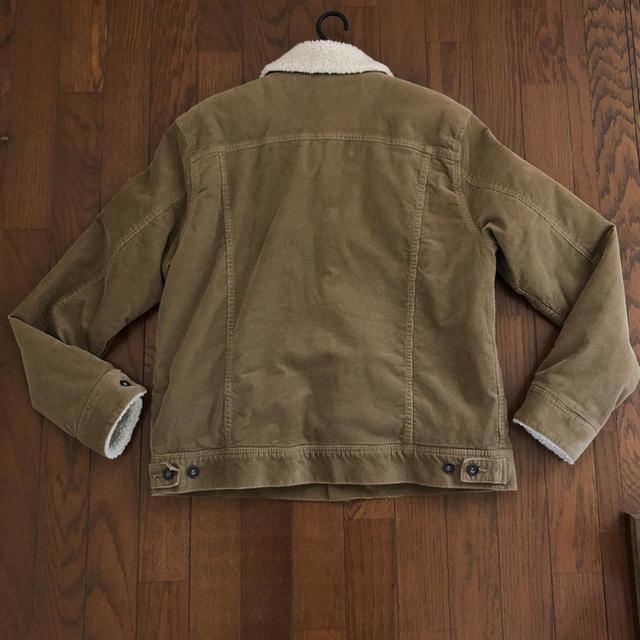 GU(ジーユー)のGU コーデュロイボアジャケット    メンズのジャケット/アウター(ブルゾン)の商品写真