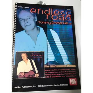 Tommy Emmanuel Endless Road スコア(ポピュラー)