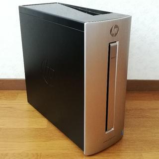 ヒューレットパッカード(HP)のゲーミングPC/i7-4770/GTX1060/SSD/Win10/Office(デスクトップ型PC)