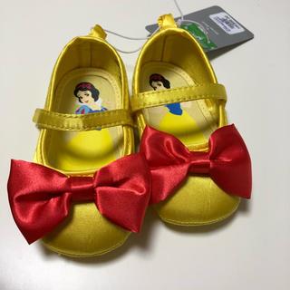 ディズニー(Disney)のディズニー 白雪姫 ベビーシューズ 12.5cm(フォーマルシューズ)
