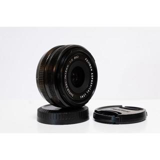 フジフイルム(富士フイルム)のFUJIFILM フジノン XF 18mm F2 R (レンズ(単焦点))
