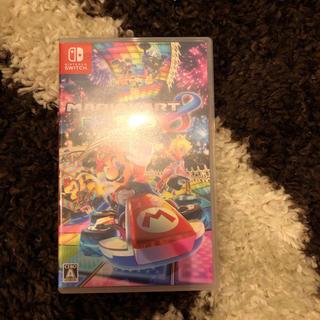ニンテンドースイッチ(Nintendo Switch)のマリオカート8デラックス Switch(携帯用ゲームソフト)